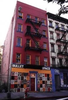 Bullet Space Building