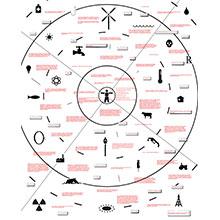 Fracktured Lives Diagram